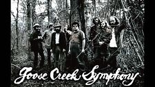 Goose Creek Symphony 11x17 Poster Print Great for framing or autographs
