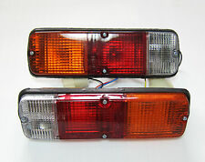 TOYOTA LANDCRUISER FJ40 FJ45 Pair Tail Light Taillight NEW 40 series Rear Lamp