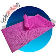 Antirutschmatte magneta rot pink Matte Gummimatte Teppich 150 x 30 cm Badematte