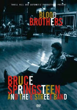 11106 // BRUCE SPRINGSTEEN & THE STREET BAND BLOOD BROTHERS DVD NEUF DEBALLE