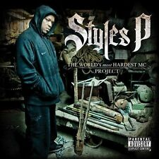 Styles P Worlds Most Hardest Mc Project CD