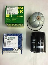 Land Rover Defender TD5 OEM Oil & Rotor Filter Kit - OEM LPX10059 ERR6299G