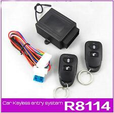 Universal Remote Central Lock Car Alarm Security System With Keyless Entry SYST