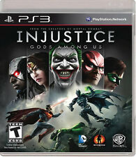 Injustice: Gods Among Us PS3 New PlayStation 3, Playstation 3
