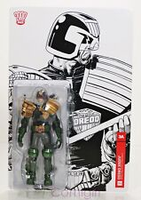 2000AD ThreeA JUDGE DREDD 1/12 Action Figure 3A SEALED