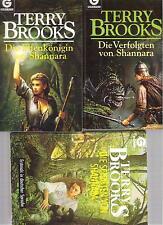 Brooks Shannara V Die Schatten - Die Elfenkönigin - Verfolgten