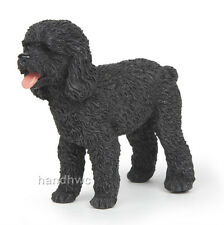 Papo 54025 Black Poodle Dog Toy Model Canine Animal Figurine - NIP