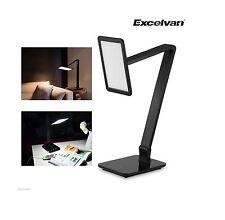 EXCELVAN - Smart Touch LED Desk Lamp - Lampe de Bureau Noir *NEUF*