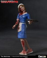 Gecco 1/16 Tales from the Apocalypse #5 The Waitress Plastic Model Kit  IN STOCK