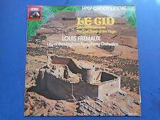 ESD 7040 Massenet Le Cid Louis Fremaux Ex+