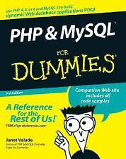 PHP & MySQL For Dummies 3rd edition (For Dummies (ComputerTech))