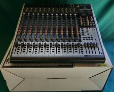 Behringer XENYX X2442 USB 24 Channel Audio Mixer Interface