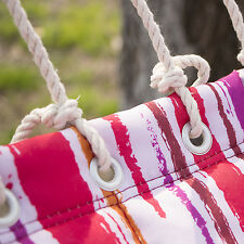 Outdoor Hammock Cotton Double Size Sleeping Bed Camping Swing Garden Furniture