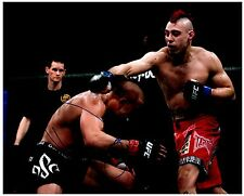 DAN HARDY Signed Autographed UFC MMA 8X10 PIC. C