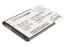 3.7V battery for LG EAC61679601, 1ICP5/44/65, VS700, BL-44JN, E730, P692, Univa,
