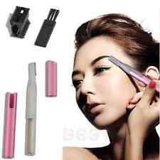 NEW ARRIVAL ELECTRIC SHAVER BIKINI LEGS EYEBROW TRIMMER SHAPER HAIR REMOVER
