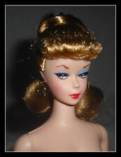 NUDE BARBIE BLONDE PONYTAIL 35TH ANNIVERSARY  REPRODUCTION #1 IRIS DOLL FOR OOAK