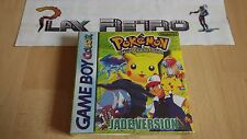 NINTENDO GAME BOY POKEMON JADE SPECIAL PIKACHU EDITION NEW NEUF NEU NUOVO NUEVO