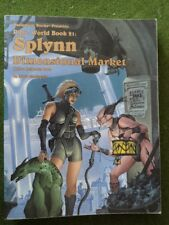 Splynn Dimensional Market Rifts World Book 21 Palladium Books USED trade PB