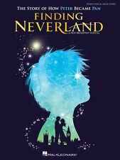 Finding Neverland Sheet Music The Story of How Peter Became Pan Vocal  000155689