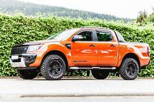 Tuff T01 9x18 6x139,7 Felgen + Reifen Cooper STT PRO 275/65/18 für Ford Ranger