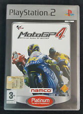 Moto GP 4 - PS2 - Playstation 2 - Platinum