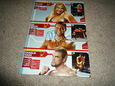 DH SMITH  signed Autogramm 20x28 In Person WWE