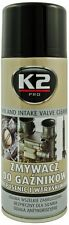 K2 | Carburetor Injector Cleaner Spray | Choke And Intake Valve Cleanser  400 ml