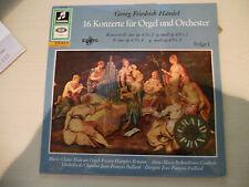 16 Konzerte für Orgel   Orchester, Händel