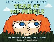 Year of the Jungle by Suzanne Collins (2013, Hardcover)