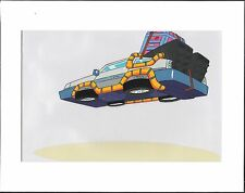 BACK TO THE FUTURE DELOREAN Production Animation Cell Universal