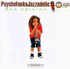 Various: Psychefunkajazzadelic 2nd Edition  Audio Cassette