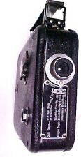 Eastman Kodak Movie Camera 8MM CINE Eight Model 20 USA Viewfinder Handle 1933