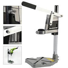 NEW! Drill Bench Press Stand Tool Workbench Pillar Pedestal Clamp UK Seller