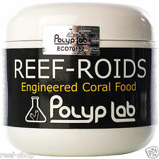 Polyp Lab Reef-Roids Coral Food 4 oz. Planktonic Coral Food FREE USA SHIPPING!