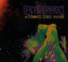 the Black Explosion - Atomic Zod War (Digipak) - CD