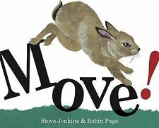 Move!, Page, Robin, Good Condition, Book