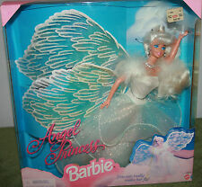 ANGEL PRINCESS BARBIE YOU CAN REALLY MAKE HER FLY