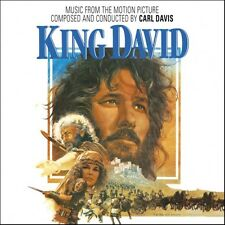 KING DAVID - 2CD COMPLETE SCORE - LIMITED 1000 - CARL DAVIES