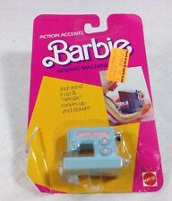 Mattel 1990s~Barbie Dream house Action Accents Wind Up Sewing Machine