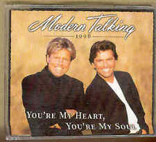 Modern Talking - You're My Heart 5 Track CD-Maxi 1998