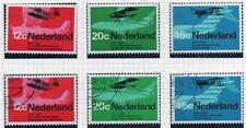 Netherland MNH/CTO USED 1968 Aviation
