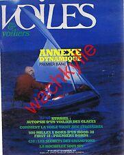 Voiles et voiliers n°101 du 07/1979 Annexe dynamique Kurbiel Hood