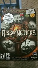 Rise of Nations for Windows PC