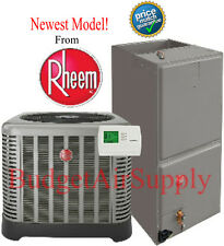Rheem/Ruud 5 ton 14 SEER A/C Complete Split System RA1460AJ1+RH1T6024STAN NEW!
