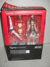 Figma 204 Isshiki Akane Pallete Suit Vividred Operation Action Figure MIB NEW