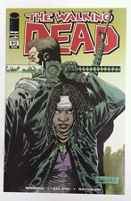 The Walking Dead #92 First Print NM 1st Full Apperance Jesus Paul Monroe B