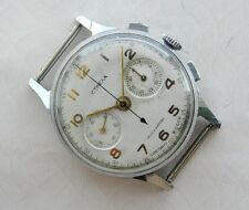 EARLY STRELA CHRONOGRAPH SEKONDA POLJOT SOVIET PILOT COSMONAUT WATCH 3017 Cyrill