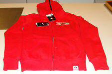 Team Canada 2014 Sochi Winter Olympics Hockey XS Classic Red FZ Hoody Ladies