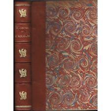 L'AIGLON d'Edmond ROSTAND Librairie Charpentier Éditions Fasquelle Grenelle 1900